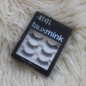 Ardell faux mink lashes 3 pc set